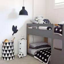 chambre bébé noir et blanc luxe chambre enfant noir et blanc idées de décoration