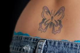 pictures of butterfly tattoos lovetoknow