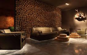 ideas for wood walls home design