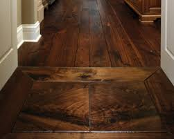 q a do customers want a shiny finish or depth wood floor