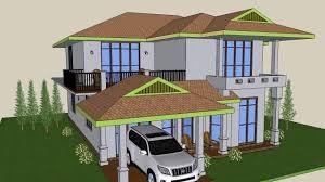New Home Plans Sri Lanka New House Plans Digana Aluthwatta Youtube
