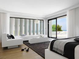 Black And White Bedroom Design Interior Design Architecture And - White bedroom designs