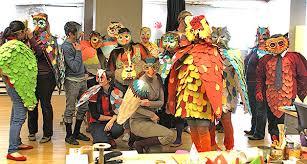 Owl Halloween Costume Adults Hoot Paper Source Blog Paper Source Blog