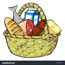 food basket clipart clipart collection clipart bread food