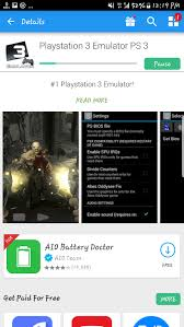 playstation 3 apk ps3 emulator for android to play ps3 on android 2018