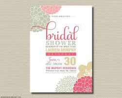 bridal shower registry designs free printable wording for bridal shower invitations no