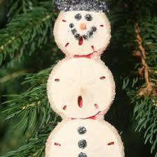 q tip snowflake ornament ornaments