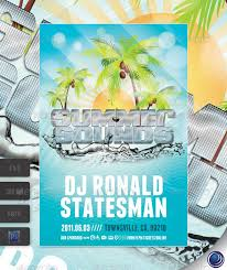 island brochure template tropical summer flyer template by prowebmedia graphicriver