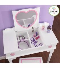 Kidkraft Swivel Vanity Kidkraft Vanity Kidkraft Deluxe Vanity And Chair White Toys R Us