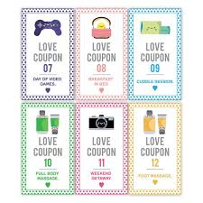 printable romantic gift certificates printable romantic love coupons instant download by tomelcreations
