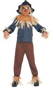 Wizard Oz Halloween Costumes Adults Amazon Wizard Oz Child U0027s Scarecrow Costume Small Toys