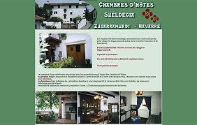 chambres d hotes espagne chambres d hôtes espagne pays basque