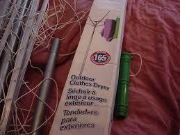 amazon com the clothesline sunline energy saver outdoor 12 line