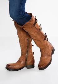 womens biker boots nz boots vans peanuts ua slip on trainers black textile