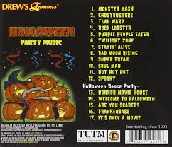 halloween dance images various artists halloween party music amazon com music