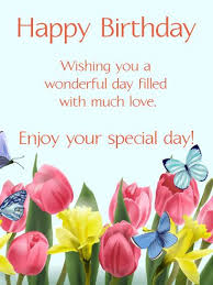 261 best happy birthday images on pinterest birthday cards