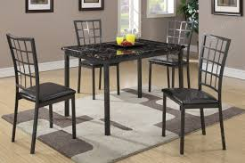 Metal Dining Room Sets by Metal Dining Table And Chairs Metal Dining Room Chairs Dining