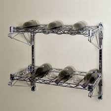 Wall Mounted Wire Shelving 14