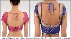 blouse neck designs blouse models for sarees