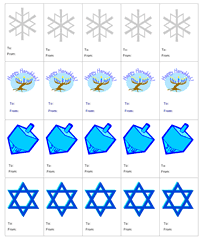 hanukkah stickers hanukkah gift tags free printable chanukah gift labels gifts i