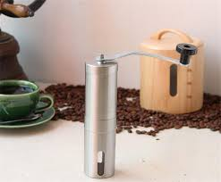 Cheap Coffee Grinder Uk Fuloon Brand High Quality Manual Stainless Steel Hand Crank Design