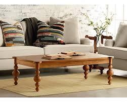 turned leg coffee table jo s farmhouse coffee table we ship carolina pine country store