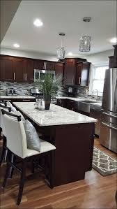 Two Tone Painted Kitchen Cabinet Ideas Kitchen Best Color For Kitchen Cabinets Grey And White Kitchen