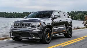 mash jeep new review jeep grand cherokee trackhawk 2018 youtube