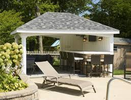Garage Pool House Plans by Homestead Structures Hand Crafted Pool Houses Pavilions