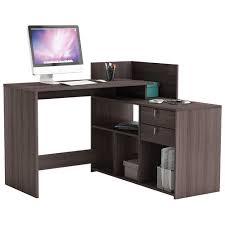 Best Buy Computer Desks Demeyere Vista Contemporary L Shaped Desk Desks U0026 Workstations