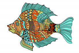 rainbow fish coloring kidspressmagazine