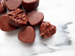 chocolate heart candy chocolate coconut heart candies the toasted pine nut