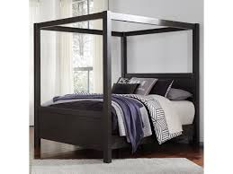 Canopy Bedding Signature Design By Daltori Contemporary Canopy Bed