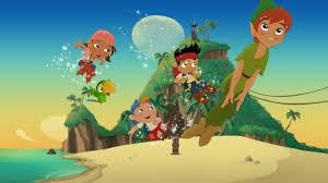review jake land pirates peter pan returns