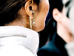 two sided earrings how to try the sided earring trend whowhatwear