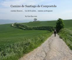 camino compostela camino de santiago de compostela by hyo sun travel blurb books