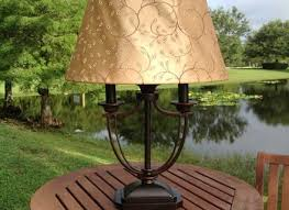 Patio Table Lamps Outdoor Table Lamps Cocorich Org