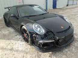 porsche 911 for sale in usa 2014 porsche 911 gt3 for sale on toronto salvage cars