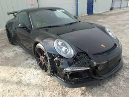 salvage porsche 911 for sale 2014 porsche 911 gt3 for sale on toronto salvage cars