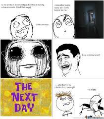 Memes Scared - scared meme by skull meme center
