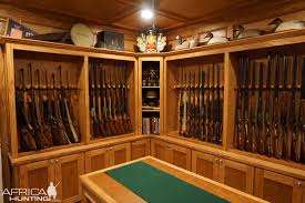 gun room u0026 trophy room done hunting