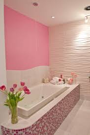 pink glitter bathroom modern bathroom other metro by susan