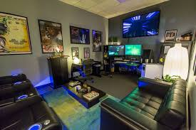 Ultimate Gamer Setup Jason Marraccini U0027s Office Atlanta Geek Stuff Hardware