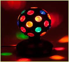 mini disco ball light mini disco light ball home design ideas