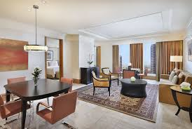 three bedroom residence the ritz carlton dubai international