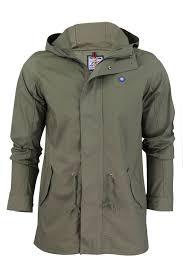 mens parka jacket by le shark cedric eon clothing