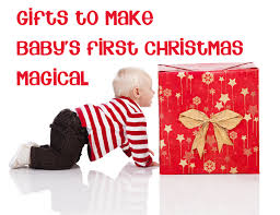 gifts for baby s gift holidays and babies