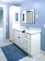 bathroom vanity and linen cabinet u2013 renaysha