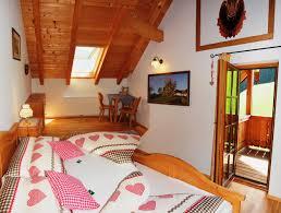 Schlafzimmer Orange Ferienwohnungen Ferienhof Margarethengut