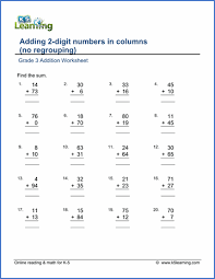bunch ideas of column addition worksheets year 2 with additional